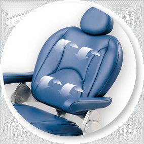 Massage Chairs that are heated and comfortable