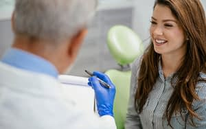 Dental Consultation - Dental Benefits - Bradford Dentist