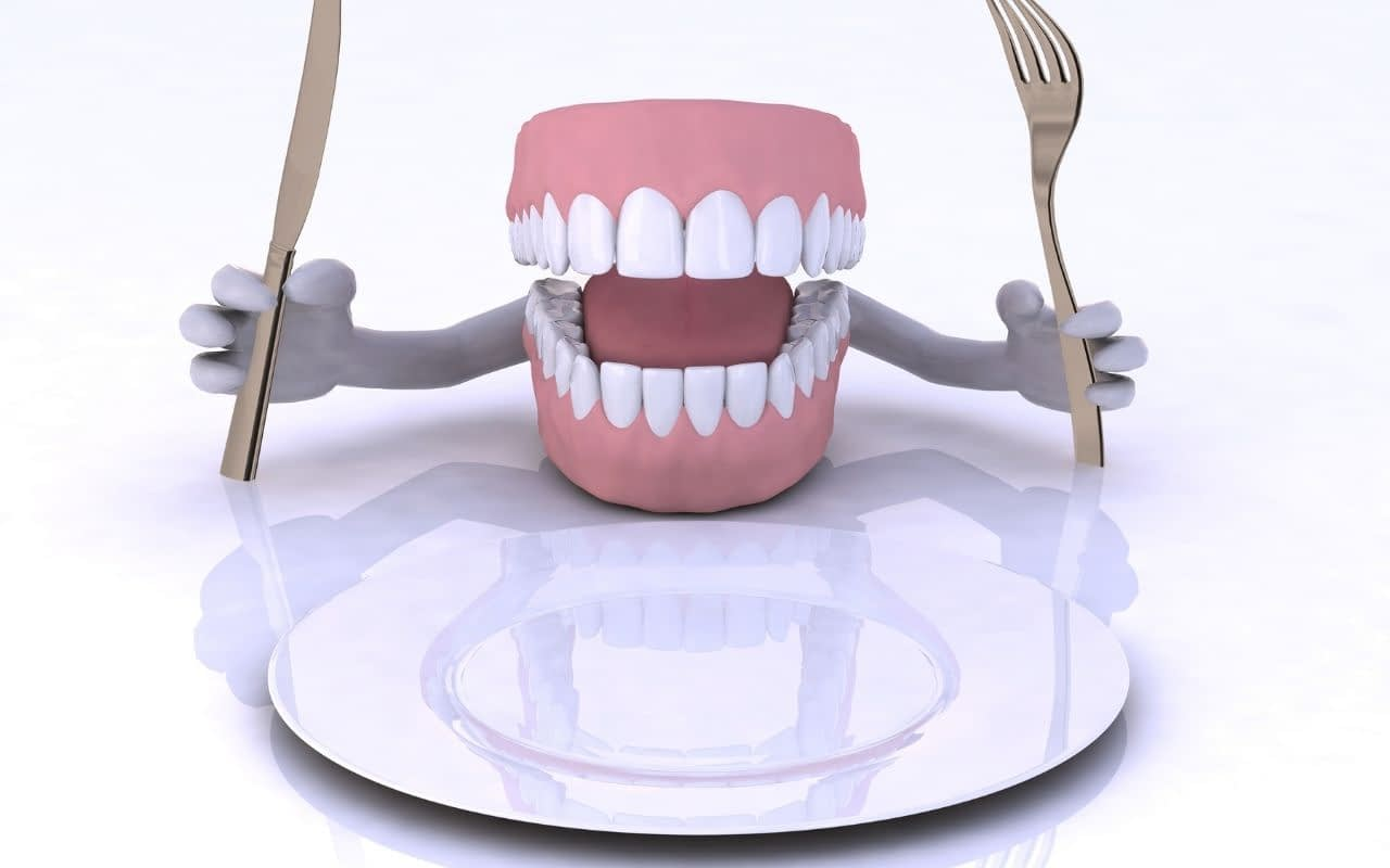 denture-issue-difficulty-eating-or-speaking-Bradford-Family-Dentistry