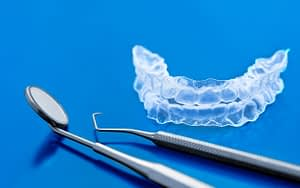 clear tray-based aligners - Invisalign & ClearCorrect