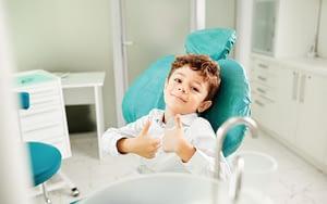 Special Needs Child Comfortable at Dentist - Bradford Family Dentist