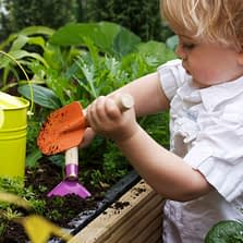 family gardening - fun family activities - covid19