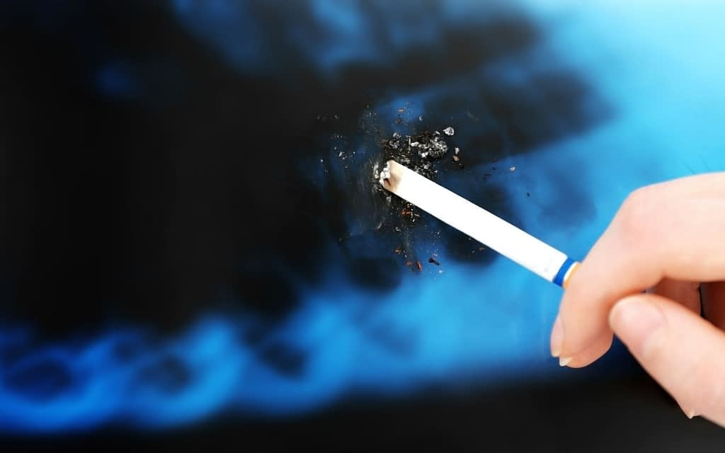 smoking-may-have-caused-the-need-for-tooth-extraction-Bradford-Dentist