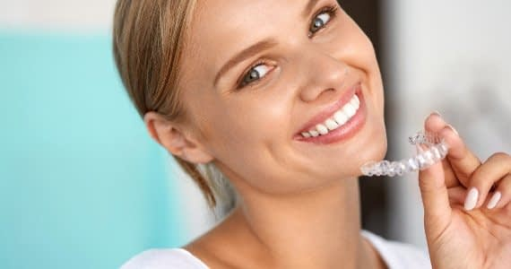 Invisalign and Clear Correct Invisible Braces