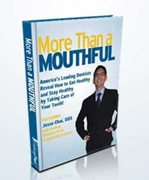 More Than A Mouthful - book by Dr Jesse Chai